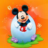 Happy Easter! - mickey-mouse Icon