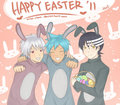 Happy Easter! - soul-eater fan art