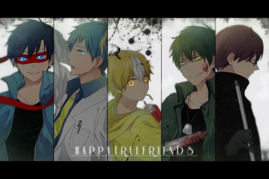happy tree friends anime - photo #25