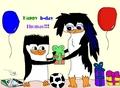 Happy birthday Thomas!! :D