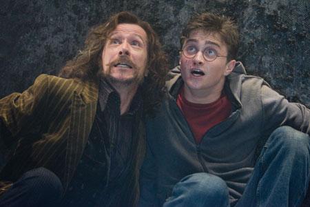 Harry & Sirius