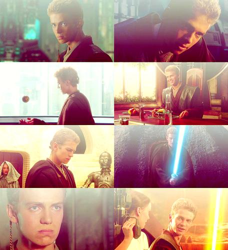 Hayden in bintang WARS