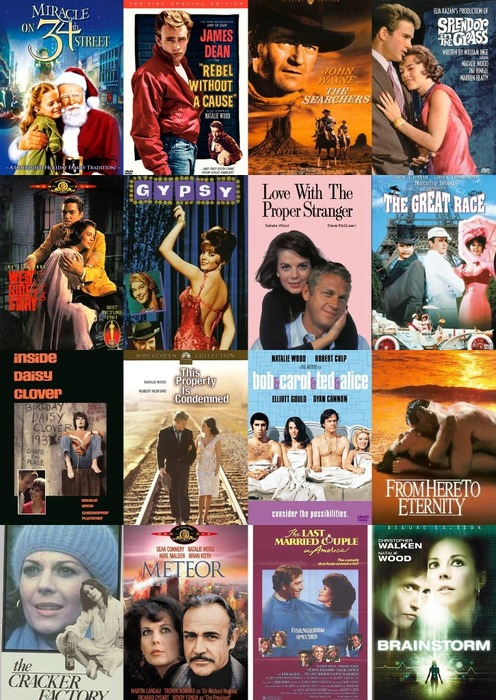 Her movie posters :)