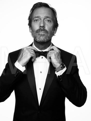 Hugh Laurie in Vanity Fair May 2012