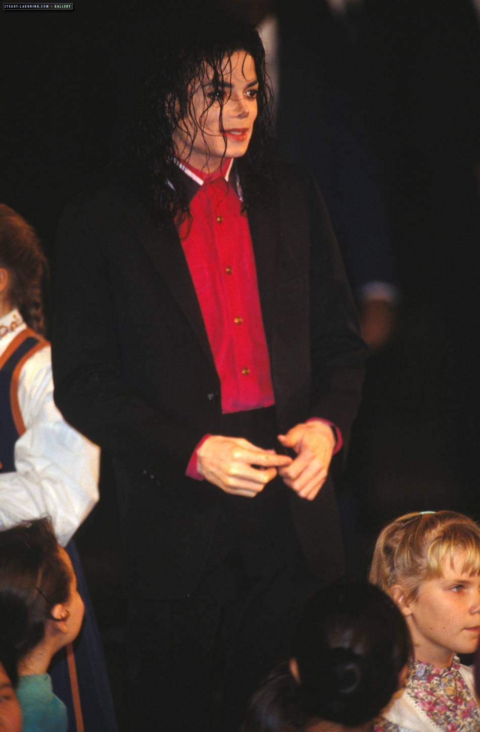 I'M UNDER YOUR SPELL MICHAEL BABY