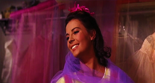In West Side Story as Maria