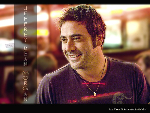 Jeffrey Dean morgan wallpaper possibly containing a portrait called JDM