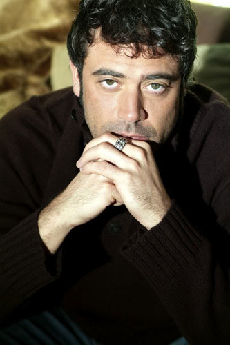 Jeffrey Dean morgan Hintergrund probably containing a business suit titled JDM