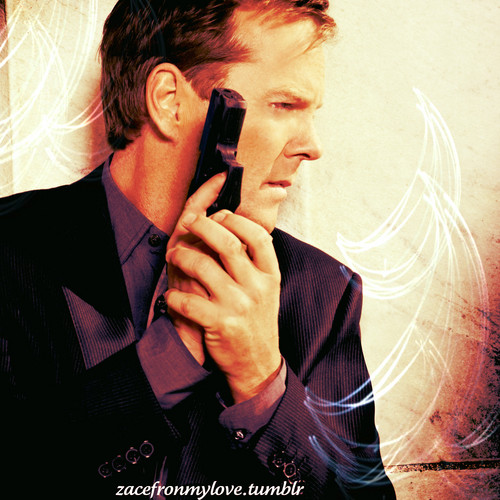 24 wallpaper possibly with a business suit and a well dressed person titled Jack Bauer