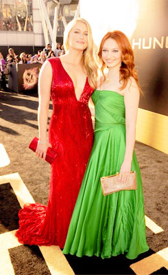 Jackie Emerson and Leven Rambin