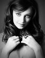 Jackie-Zooey Magazine Photoshoot