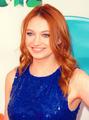 Jackie at the 2012 Kids Choice Awards