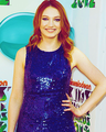 Jackie at the 2012 Kids Choice Awards - jacqueline-emerson photo