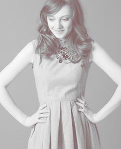 Jacqueline Emerson Zooey Magazine Photoshoot
