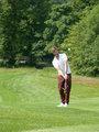 Jamie Dornan - Golfing