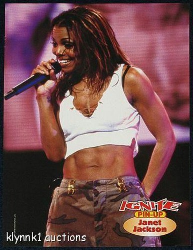 Janet Jackson wallpaper possibly with a concert called Janet