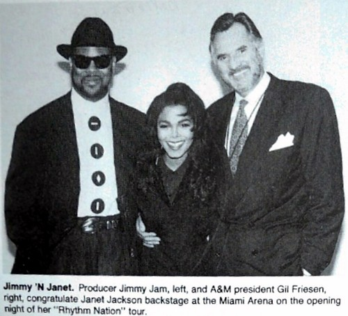 Janet Jackson wallpaper with a business suit, a well dressed person, and a suit entitled Janet's Rare Photos