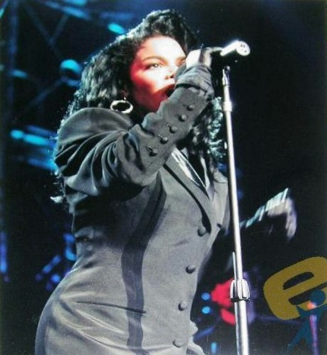 janet jackson fondo de pantalla containing a concierto entitled Janet's Rare fotos