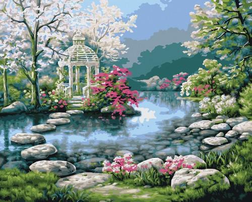 জাপান ফুল Garden