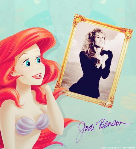 Jodi Benson as Ariel
