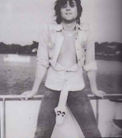 John Lennon wallpaper entitled John