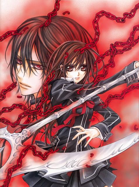 Yuki Yumura  [UF] Kaname-Yuuki-vampire-knight-yuki-kaname-30328927-476-640