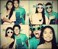 Kathryn and Daniel