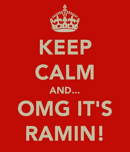 Keep calm - ramin-karimloo Photo