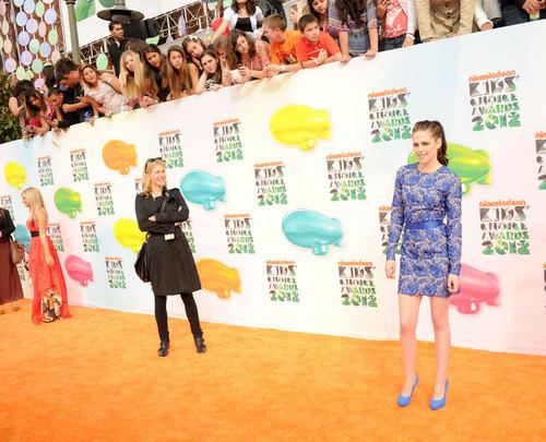 Kid's Choice Awards 2012