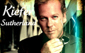 24 - Kiefer Sutherland wallpaper