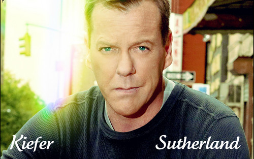 Kiefer Sutherland - touch-tv-series Wallpaper