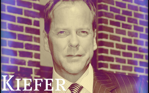 Touch (TV series) wallpaper called Kiefer Sutherland