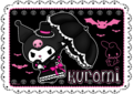 Kuromi - kuromi fan art