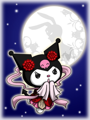 Kuromi. . Wallpaper and background images in the Kuromi club tagged ...