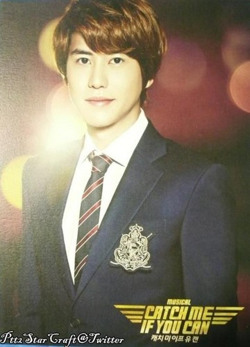 Kyuhyun <3 Catch Me If آپ Can Musical