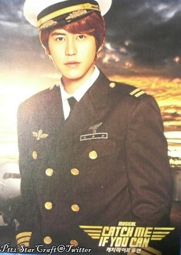 Kyuhyun <3 Catch Me If Du Can Musical