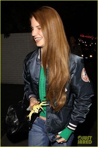 Lana Del Rey Covers 'Glamour' Paris May 2012