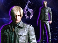 Leon RE6 wallpaper - resident-evil wallpaper