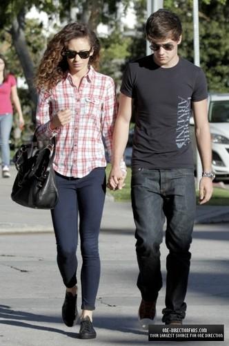 Liam & Danielle. ♥
