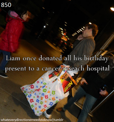 Liam's Facts♥