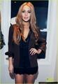 Lindsay Lohan: Eva Fehren Jewelry Show! - lindsay-lohan photo