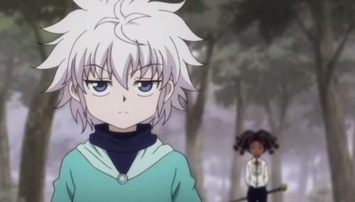 Little Killua