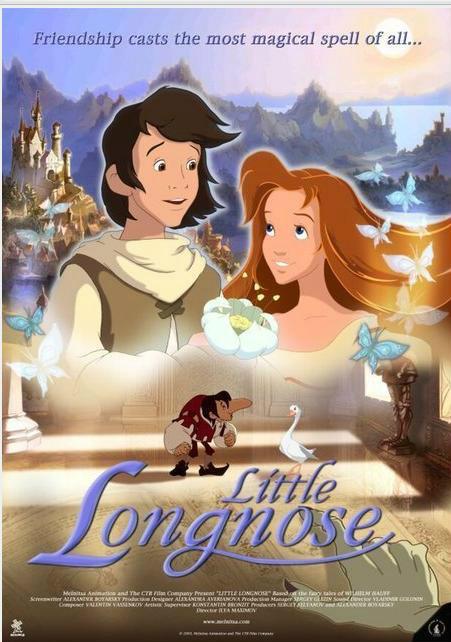 Little Longnose poster