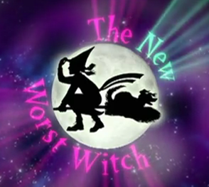 Logo of the new worst witch