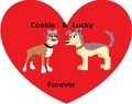 LuckyxCookie 4EVA!! - pound-puppies-2010 fan art