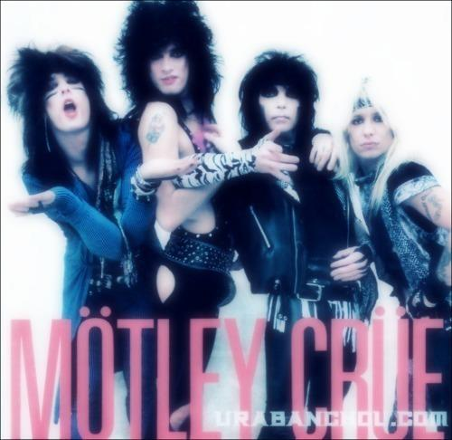 80's music wallpaper with a bearskin titled Mötley Crüe ♥