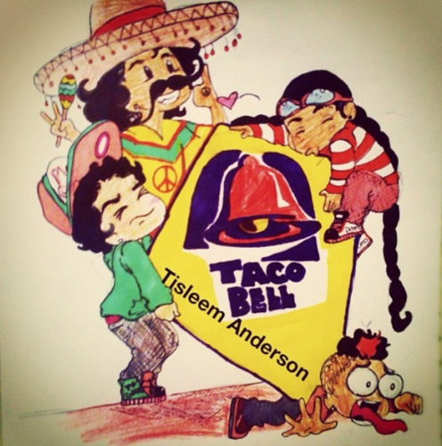 MB Cartoon Drawing!!!!! :)