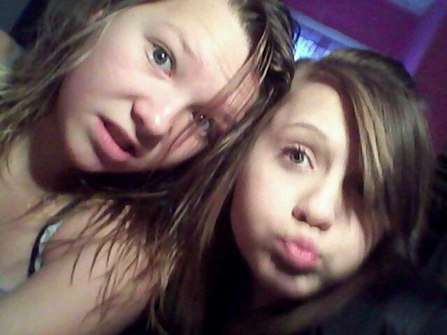 ME! :) and my older sister,Ella