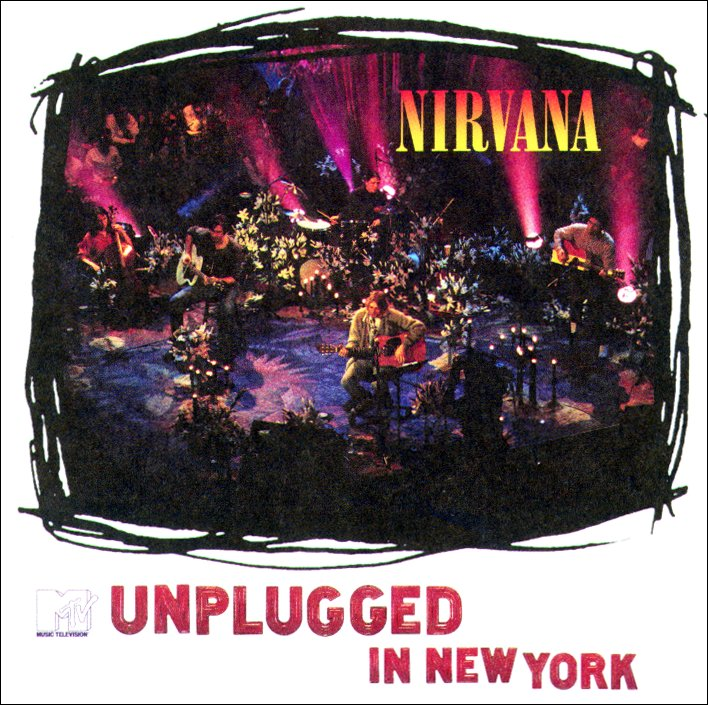 Grunge images MTV Unplugged in New York wallpaper and ...