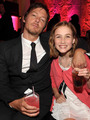 Madison Lintz With Norman Reedus